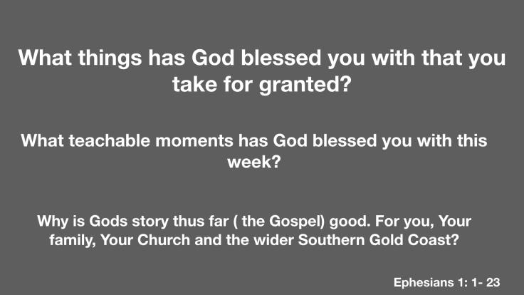 Questions Ephesians Part 1.001
